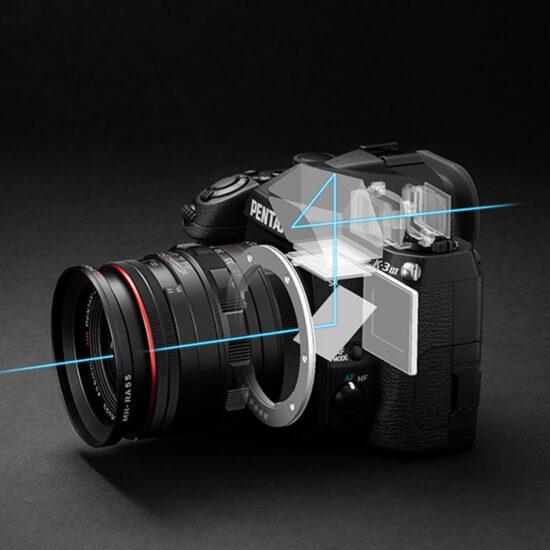 Ricoh officially announced the Pentax K-3 Mark III DSLR camera