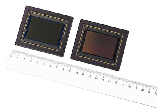 Sony to release a new 127.68MP large format CMOS sensor with global shutter