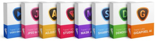 New releases and deals from Topaz, Adobe and Capture One