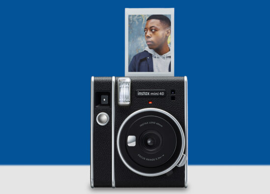 Fujifilm Instax Mini40 camera announced