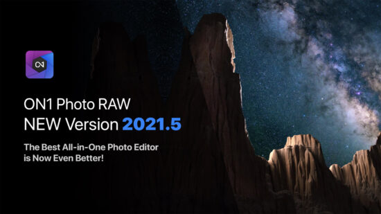 ON1 Photo RAW 2021.5 released