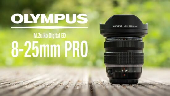 Announced: Olympus E-P7 camera and M.ZUIKO DIGITAL ED 8-25mm f/4 PRO lens
