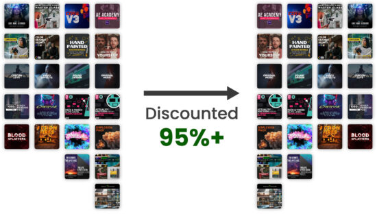 The 2021 5DayDeal video collection bundle is now live