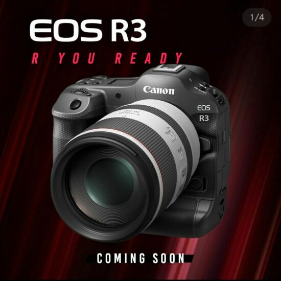 Canon EOS R3 camera specifications recap (all-in-one)