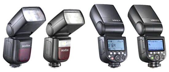 The upcoming Godox V860III Speedlight already listed at B&H (available for Canon, Nikon, Fujifilm, and Sony)