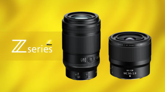 Several new product announcements from Nikon
