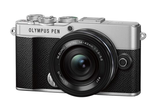More pictures of the upcoming Olympus E-P7 MFT camera