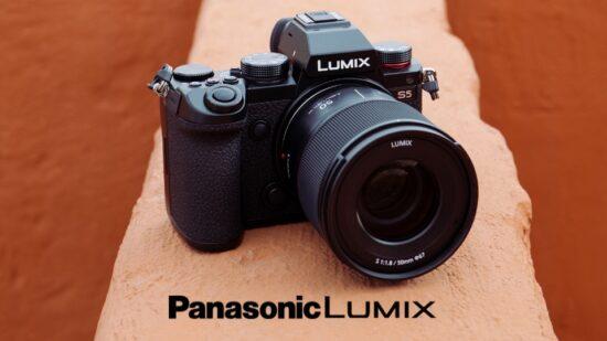 Announced: Panasonic Lumix S 50mm f/1.8 lens L-mount