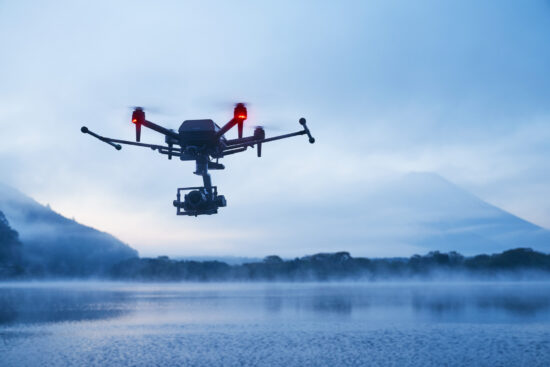 Sony announces a $9,000 Airpeak S1 drone
