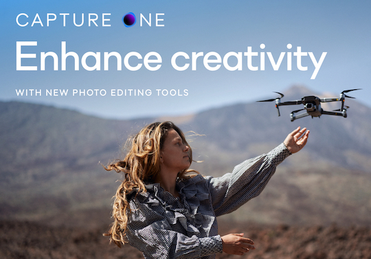 Capture One version 14.3 released