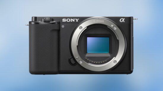 Sony ZV-E10 vlog camera officially announced