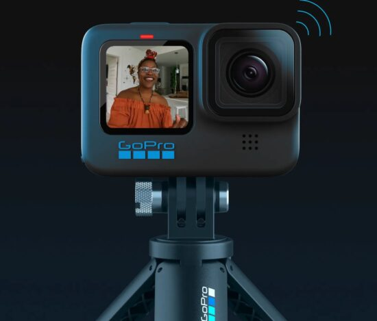 GoPro Hero 10 camera officially announced