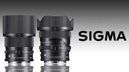 New Sigma 24mm f/2 and 90mm f/2.8 DG DN Contemporary lenses announced (E   L mounts)