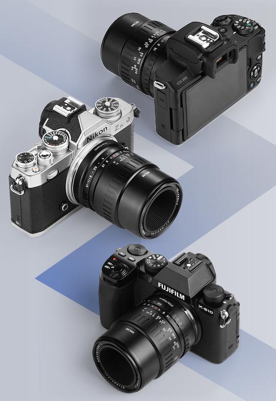 TTartisan 40mm f/2.8 APS-C macro lens officially released