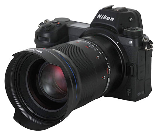 Venus Optics announced Laowa Argus 35mm f/0.95 FF full-frame mirrorless lens ( Nikon Z, Sony E, Canon R mounts)