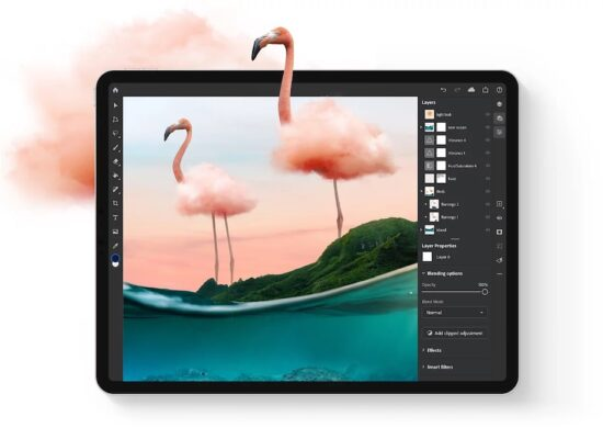 Another Adobe Photoshop sneak peek: Camera RAW support coming to the iPad