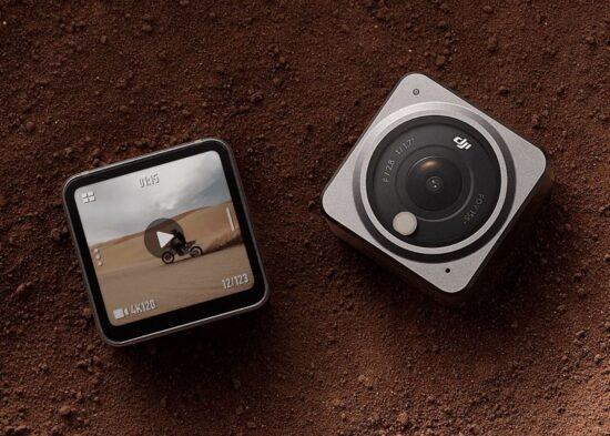 DJI Action 2 camera announced, DJI Mavic 3 drone coming next week