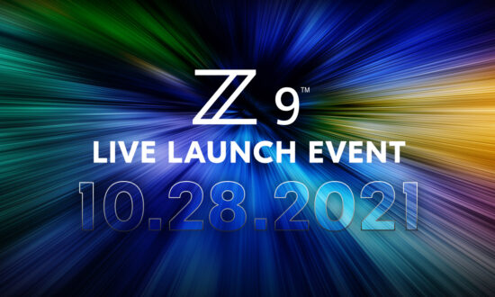 Watch the Nikon Z9 camera announcement here live