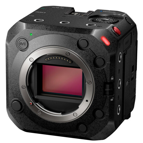 Additional leaks of the upcoming Panasonic Lumix BS1H cube camera