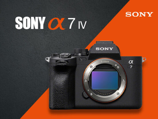 Sony A7 IV camera, HVL-F60RM2 and HVL-F46RM flashes officially announced