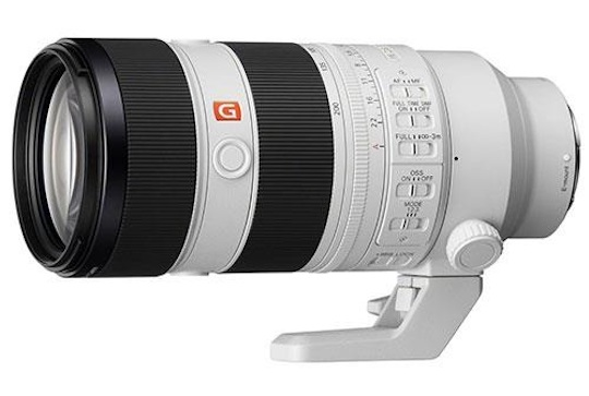 More leaked pictures of the upcoming Sony FE 70-200mm f/2.8 GM OSS II lens (SEL70200GM2)